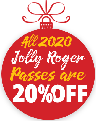 All 2020 Passes are 20% Off