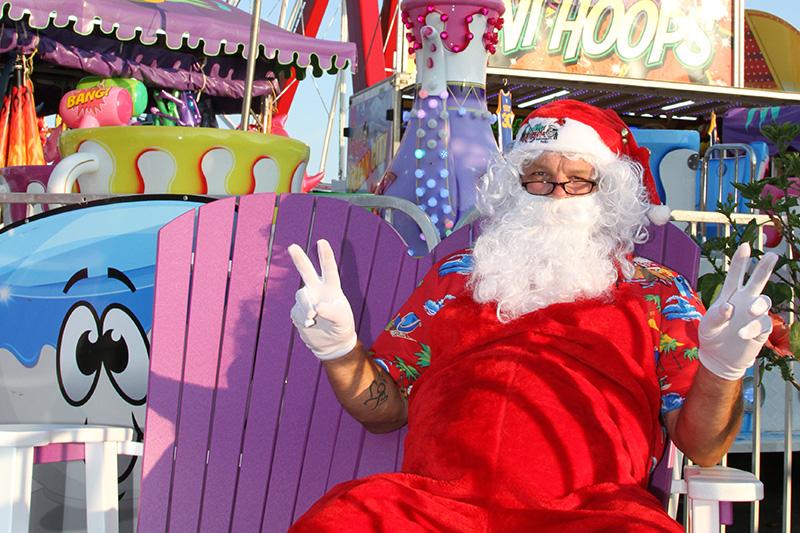 Jolly Roger Santa